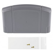 Nintendo 64 Cartridge Shell [Grey]