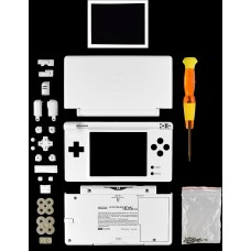 Nintendo DS Lite Shell [White]