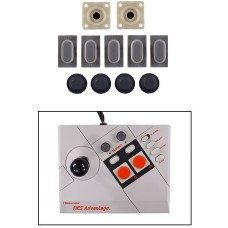 Nintendo NES Advantage Conductive Pad Set