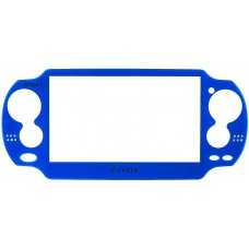 PS Vita Model 1000 Front Faceplate [Blue]