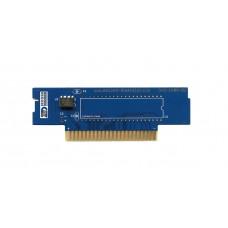 Super Nintendo PCB Board with CIC [Second Dimension Brand]
