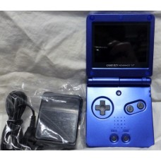 GameBoy Advance SP Console [Cobalt]