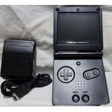 GameBoy Advance SP Console [Onyx]