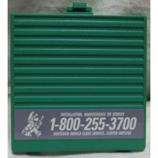 GameBoy: Play it Loud Battery Lid, Gorgeous Green [Generic]