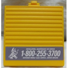 GameBoy: Play it Loud Battery Lid, Vibrant Yellow [Generic]