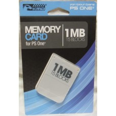 PlayStation 1 15 Block Memory Card [Generic]
