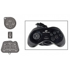 Sega Saturn Controller Repair Kit [Conductive Pads]