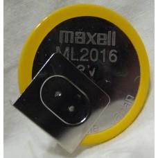 Sega CD Clock Battery [ML2016]