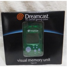 Sega Dreamcast VMU Lime Green [Factory Sealed]