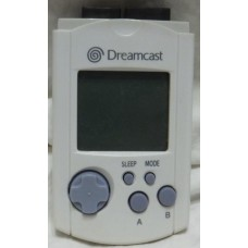 Sega Dreamcast VMU Original White [Loose]